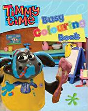 Timmy Time Busy Colouring Book, New,  Book