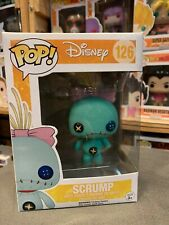 Pop Disney Lilo And Stitch Scrump 126 Funko Pop Vinyl EXPERT PACKAGING