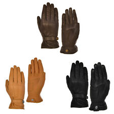 Oxford Radley Ladies Leather Motorbike Gloves Motorcycle Cruiser Scooter Gloves
