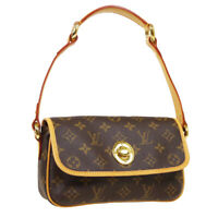 LOUIS VUITTON TIKAL PM HAND BAG SR0016 PURSE MONOGRAM CANVAS M40078 AUTH 34030