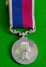 More details for q/e 2 raf long service good conduct medal n2318892 ch tech j.e.ward raf
