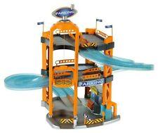 Theo Klein 2838 Parkgarage Parkhaus 3 Etagen inkl. 2 Fahrzeuge - Spielzeug