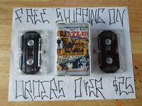 """THE BEATLES ANTHOLOGY 2 GREATEST HITS 2X CASSETTE """"SGT PEPPERS"""" I AM THE WALRUS"""