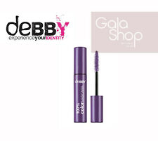 DEBBY BY DEBORAH MASCARA 100% COLOR VIOLA 12ML