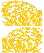 "High Heat Kryptek Vinyl Firearm Stencil 10"" x 12"""