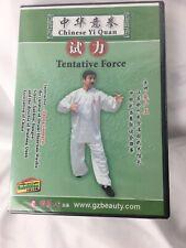 Chinese Yi Quan - Tentative Force by Zhang Guangyu Dvd Hunyuan Wushu School New!
