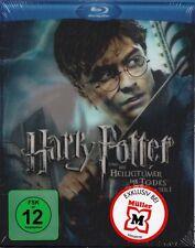 HARRY POTTER UND DIE HEILIGTÜMER DES TODES, Teil 1 (Blu-ray Disc, Lenticular)