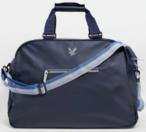 New BNWT Lyle & Scott Weekender Duffle Travel Shoulder Bag - £29.95 & Free Post