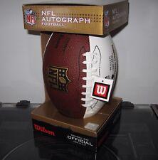 NFL  OFFICIAL FOOTBALL. THE. DUKE 3 PANEL