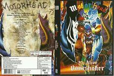 """Motorhead - 25 & Alive """"Boneshaker""""- DVD Sealed All Areas"""
