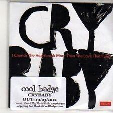 (DB45) Crybaby, I Cherish The Heartbreak More Than The Love That I Lost - DJ CD