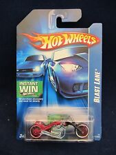 Hot Wheels   2006-137  Blast Lane  Red 1:64 scale  (6)  J3451