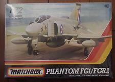 Matchbox 1/72 F-4 PHANTOM FG1/FGR2 (unopened) PK-412