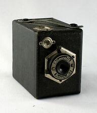 Kamerette Junior No. 2 Prewar Japanese Box Camera - 8 x 7 x 5 cm