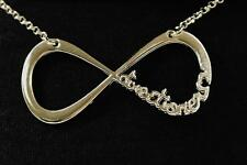 ONE DIRECTION 1D PENDANT INFINITY SYMBOL DIRECTIONER NECKLACE HARRY LOUIS LIAM