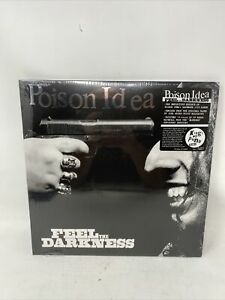Poison Idea - Feel The Darkness - Green Vinyl Limited To 100 Copies - Hardcore