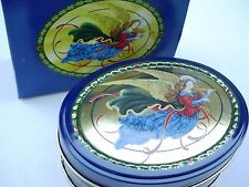 MUSICAL Angel Wick 'N Tin CANDLE Vanilla Scented Aroma NEW in Original Package!