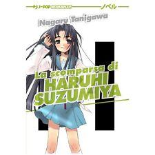 La scomparsa di Haruhi Suzumiya