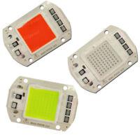 10x Red+10x Green+10x Blue 50W 220V LED COB Smart IC Driver Fit For DIY LED Bulb
