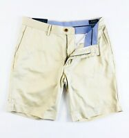 "Polo Ralph Lauren Chino Shorts Men's Basic Sand Classic Fit 9"" Lightweight"