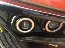 Polaris Slingshot Headlight w/ Halos and Adapters By Underground Autostyling