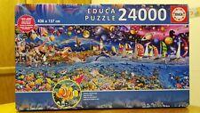 Educa 24000pcs vida el mayor puzzle Ref.13434