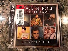Rock N Roll Hall Of Fame New Sealed Cd! 2014 Ray Charles BB King Buddy Holly