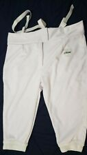 Fencing pants (Knickers) Stretchy, Ce 350, size 48 Us