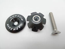 "Ritchey 1 1/8"" Headset Top Cap & Star Nut"