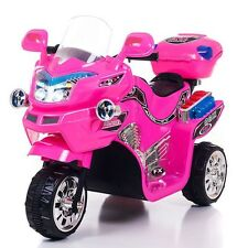 Lil' Rider FX 3 Wheel Battery Powered Bike - Pink - Up to 1.75mph Ages 2 - 3