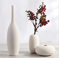 Nordic Style Ceramic Vase Home Furnishings Simple Fringe Creative Floral Crafts