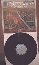HANDEL - 6 concerti grossi op.3-  LP- Trevor Pinnock- Archiv