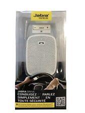 Jabra Drive Bluetooth KFZ Freisprecheinrichtung für die Sonnenblende, white