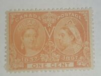 Canada Stamp #51 - Unused - SCV $30