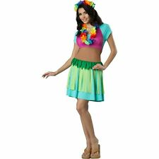 Mommy & Me Hawaiian Hula Costume - Matches Pineapple for Baby - One Size #7269