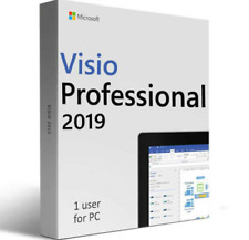 🔐[Promotion]🔐Visio 2019 Professional🔐- Active code Lifetime - Fast Delivery🔐