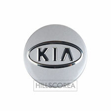Genuine OEM KIA Logo Wheel Center Cap For KIA Vehicle 1pc