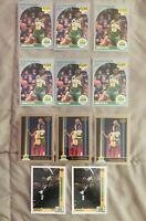 Shawn Kemp Card Collection(Mostly Rookie Cards)