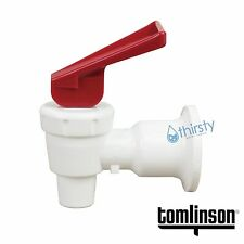 Sunbeam Water COOLER Spigot Faucet Dispenser Red Hot Tomlinson Aqua Jug H2O USA