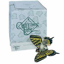 Charming Tails figurine fitz floyd Box mouse anthropomorphic butterfly higher up