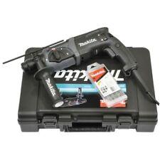 Makita Bohrhammer HR2470BX40 780 W im Koffer inkl. SDS-PLUS Bohrer-Set 5-tlg.