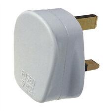 13A Plug | Standard BS1363 13 Amp UK Fused Plug-top