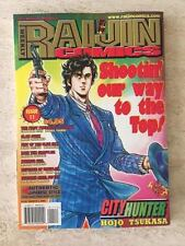 Raijin Comics Issue 11-15