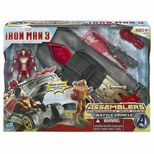 "MARVEL Iron Man Battle Vehicle with 3.75"" Iron Man Action Figure"
