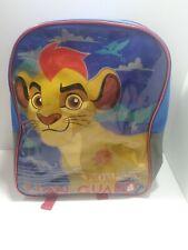 Disney Boys' Lion Guard Backpack Blue/Black/Red - Disney Lion King