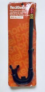 Healthways Vintage Snorkeling Mouthpiece ~ #1415 ~ New Vintage Sealed in Pk'g