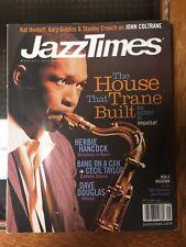 JazzTimes Magazine John Coltrane cover The History of Impulse September 2002 EX