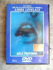 Gola profonda Throat Part II - Linda Lovelace - DVD 1976