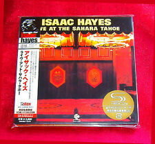 Isaac Hayes Live At The Sahara Tahoe SHM MINI LP CD 2 X CD JAPAN UCCO-9517-18