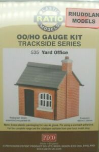 NEW RATIO 535 YARD OFFICE OO GAUGE